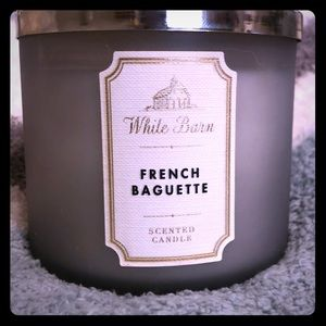 White Barn French Baguette Candle